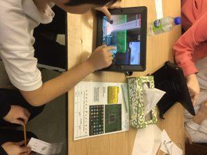 OCS STEAM Math Challenge, area and perimeter