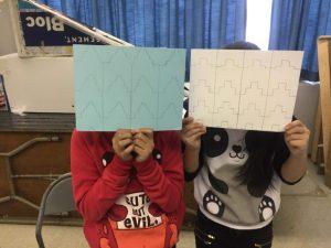OCS STEAM Math Challenges, Tesselation
