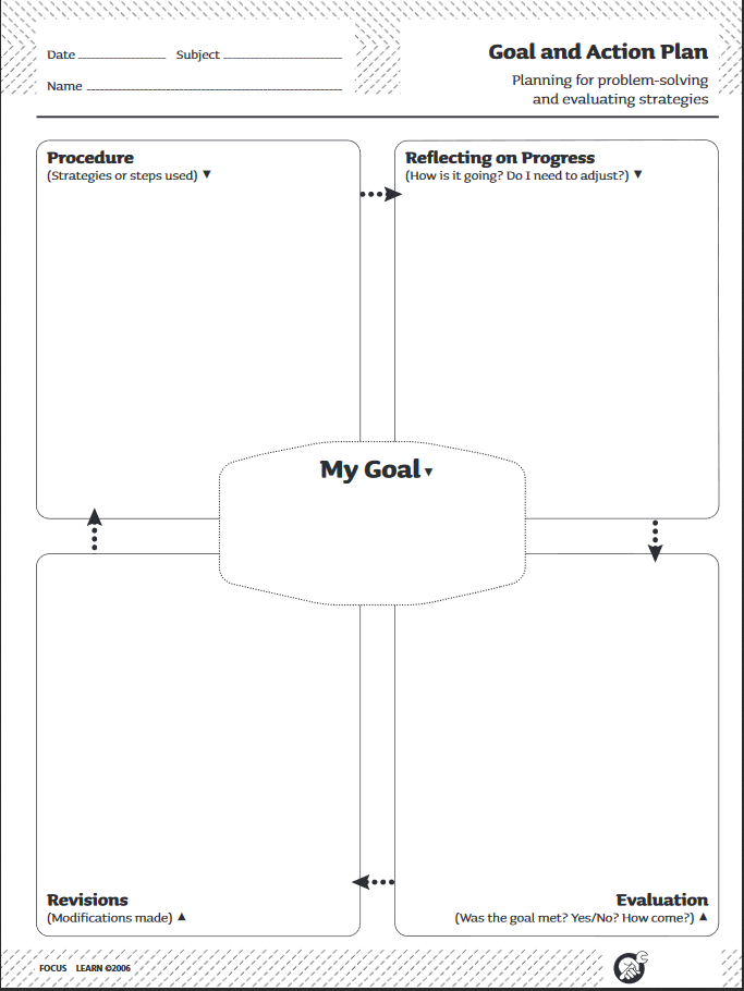 Goal and Action Plan