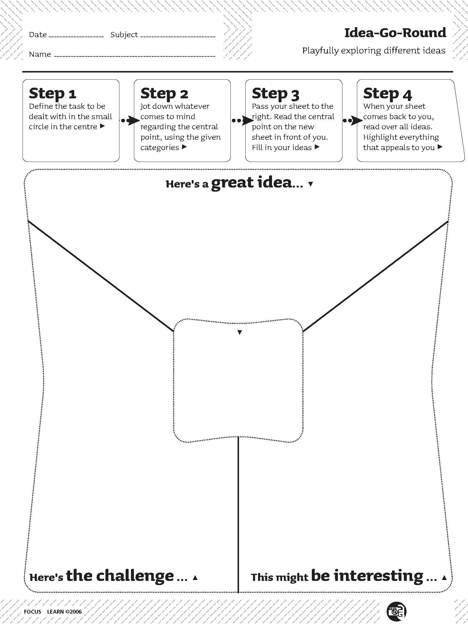 Idea-Go-Round